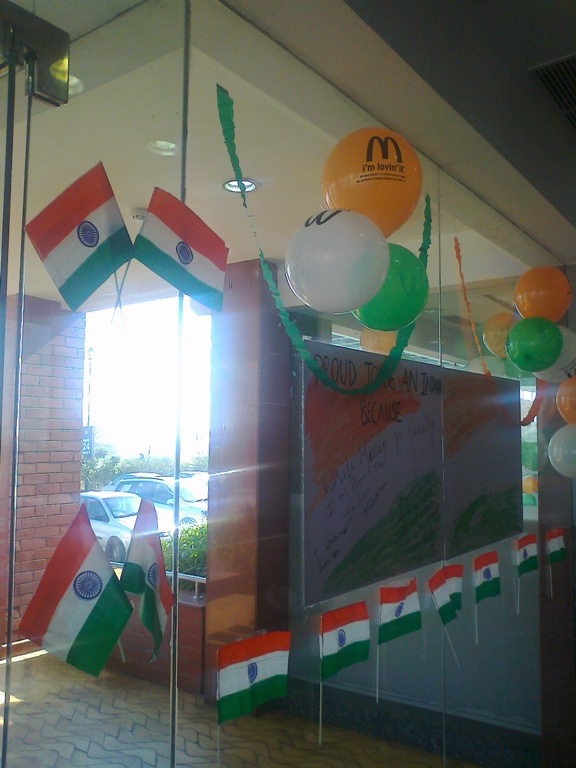 Republic Day Decoration Ideas In Office