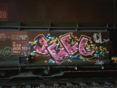 freighttrain - ubel