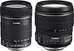Canon EF-S15-85mmf/3.5-5.6ISUSM