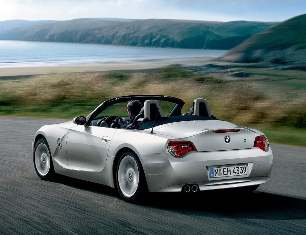 BMW Z4 Car Wallpaper