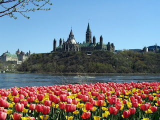 Parliament Hill of Canada