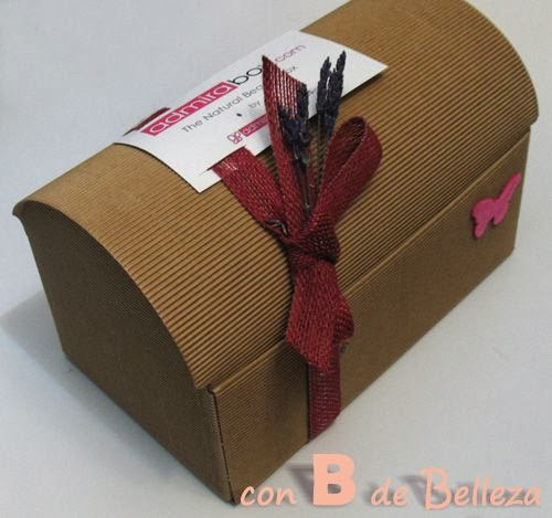 Caja Admirabox Noviembre