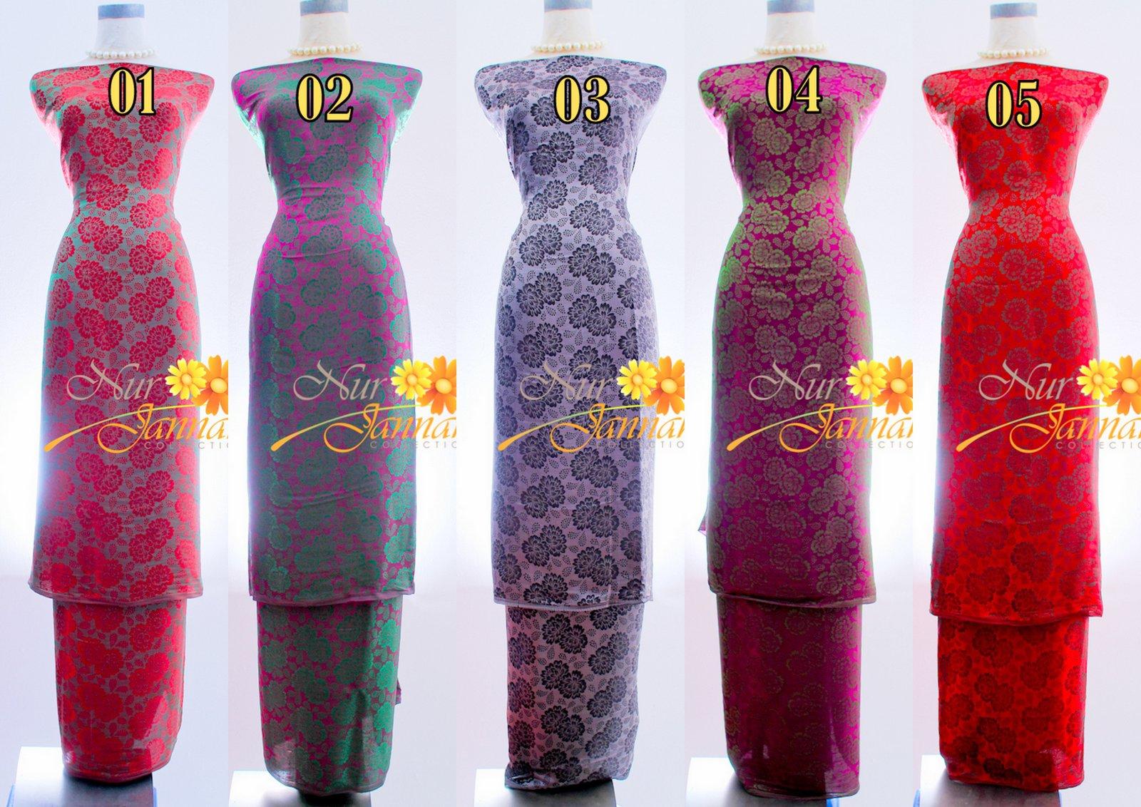Pemborong tudung kain ela kain pasang kebaya jubah harga for Harga pasang kitchen set