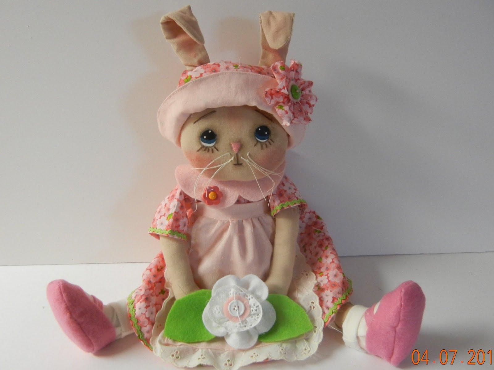 Sweet Pea Bunny