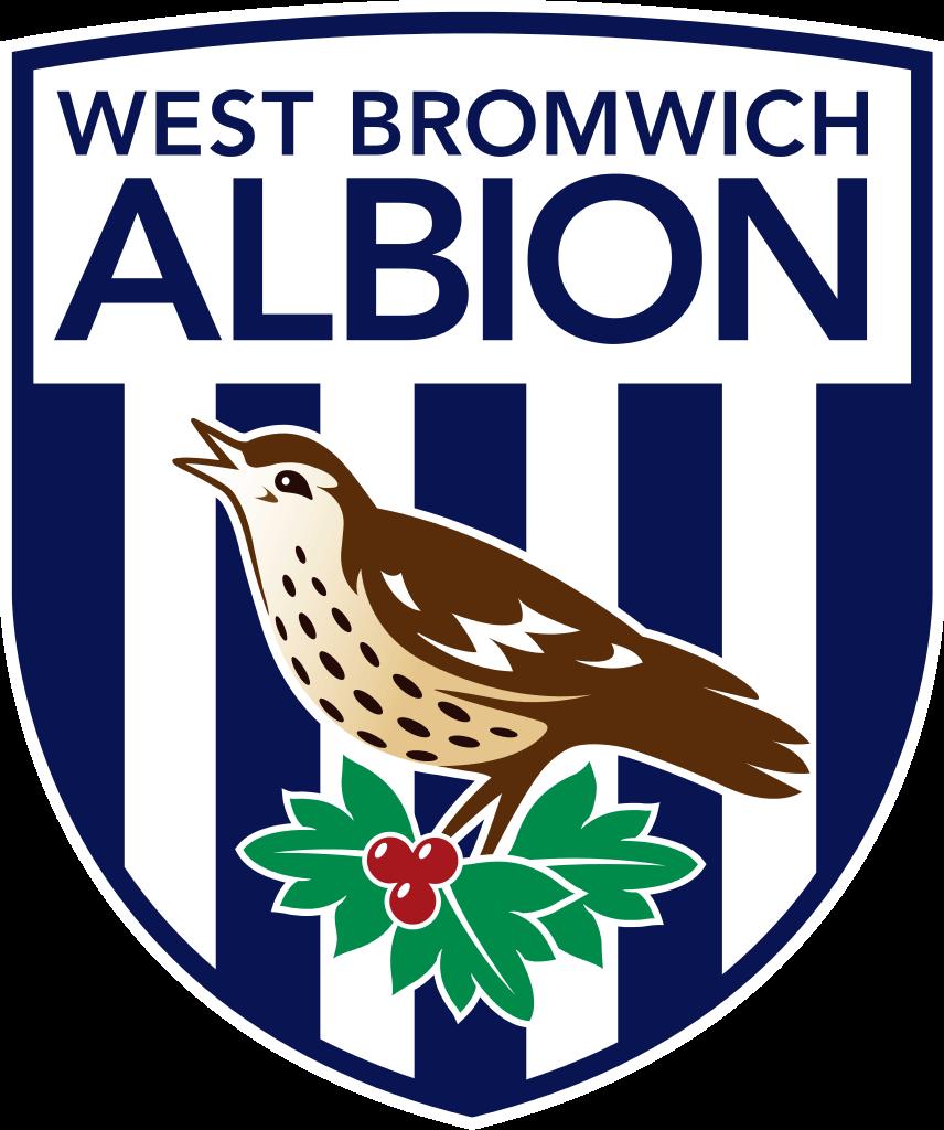 logo west bromwich albion fc