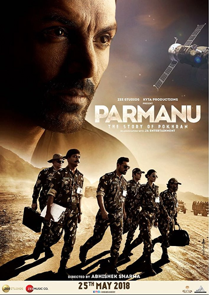 Parmanu (2018) Hindi Movie Full Mp3 Album Songs 320kbps Download