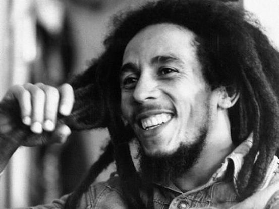 I AM LEGEND: Leave it to Bob Marley to make a surprise appearance when you least expect it. The late reggae superstar is gracing the pages of the September ...