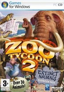 Zoo Tycoon 2: Extinct Animals   PC