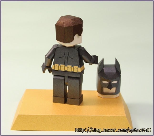 Download Lego Batman2 Papercraft