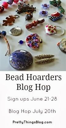 Bead Hoarder's Blog Hop