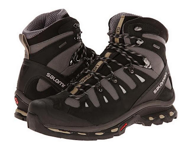 Sepatu Salomon Quest 4D II GTX