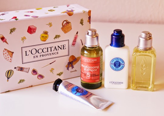 Mini Box de L´Occitane by Woman