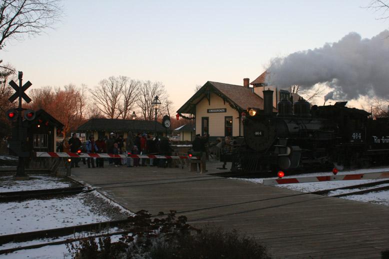 Jon Palmer Family: Crossroads Village & Huckleberry Railroad