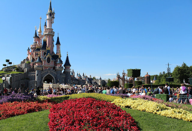 Disneyland Paris, stylegram