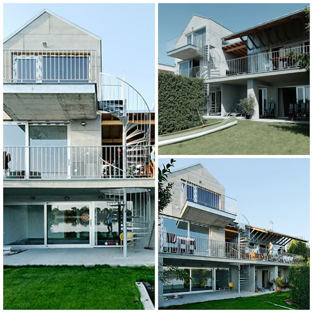outdoor/ staircase / architecture