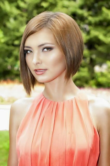 Miss Universe Kazakhstan 2013 winner Aigerim Kozhakhan