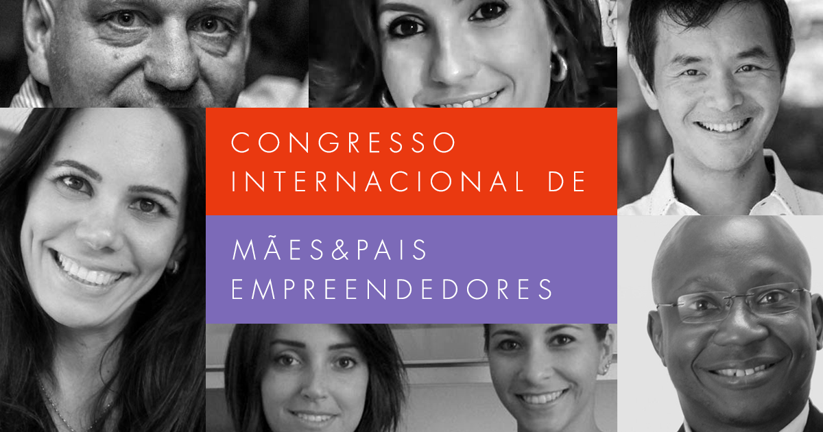 Congresso 100% Grátis para Mães e Pais Empreendedores