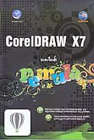 toko bku rahma: buku CORELDRAW X7 UNTUK PEMULA, pengarang madcoms, penerbit andi