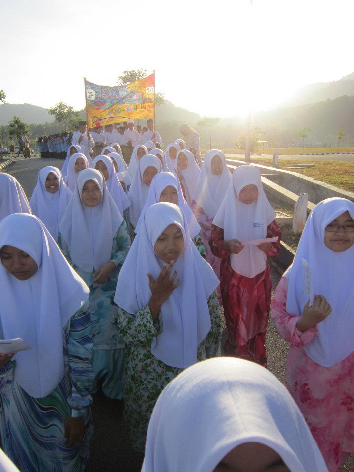 Sambutan Maulidur Rasul Mrsm Baling 2012