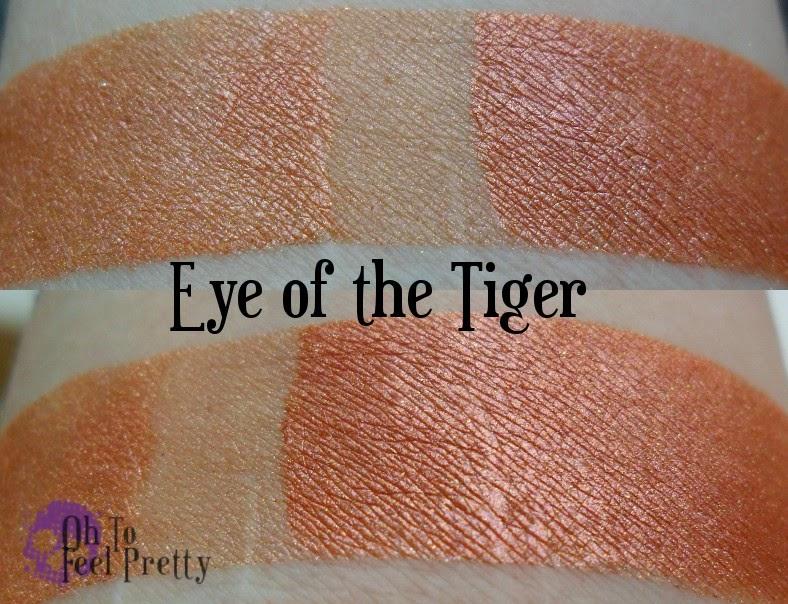 Notoriously Morbid Eye of the Tiger