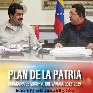PINCHA Y LEE ACÁ EL PLAN PATRIA