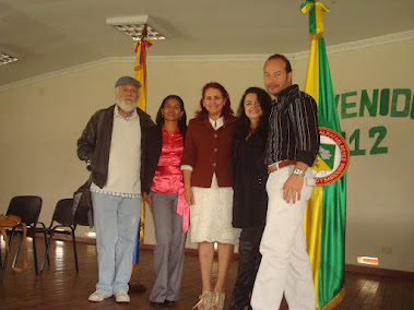 Encuentro de Escritores. Pereira.