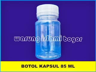 Pabrik Botol Plastik PET Bandung