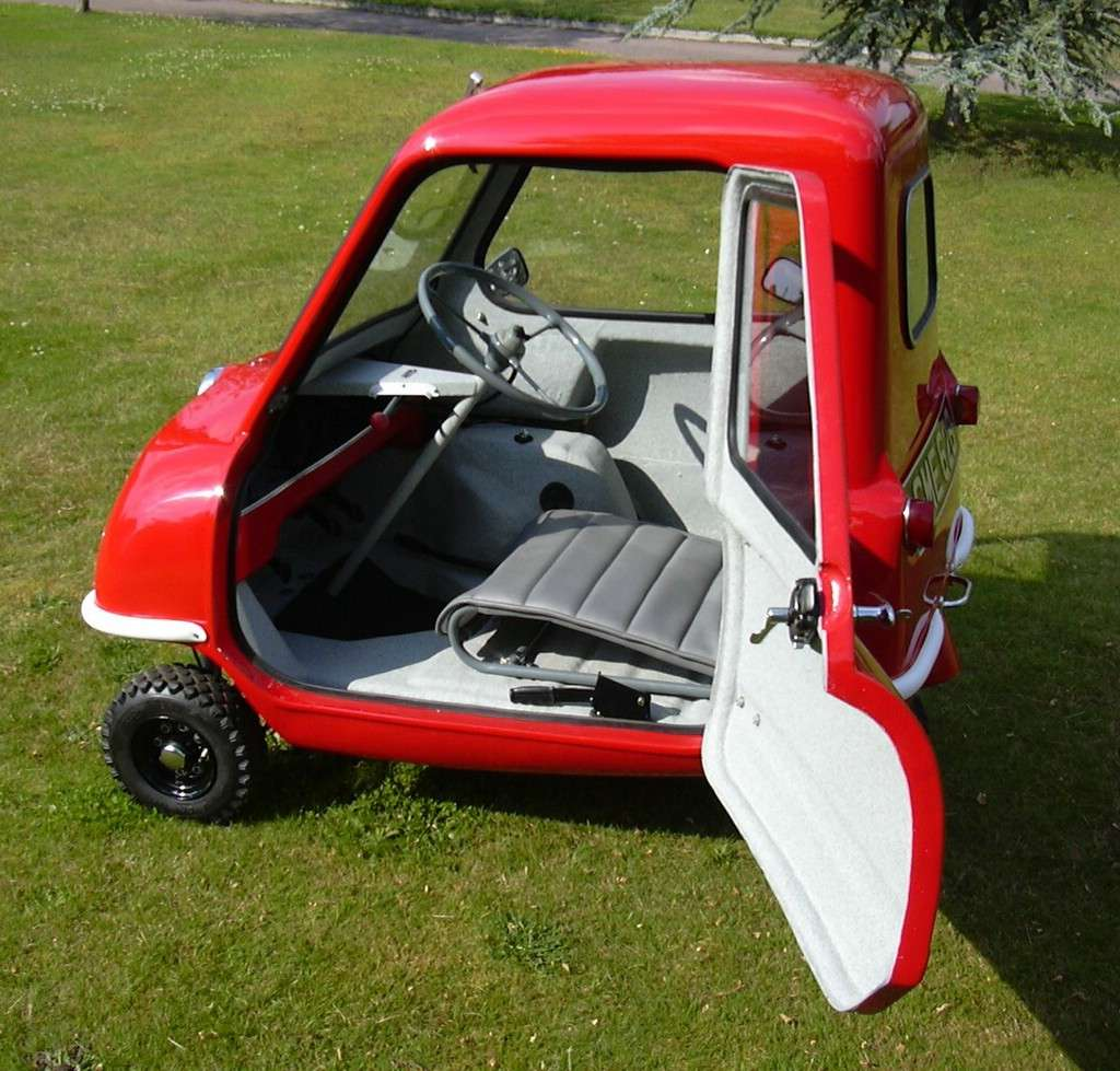 dream walker the most smallest car in the world. Black Bedroom Furniture Sets. Home Design Ideas