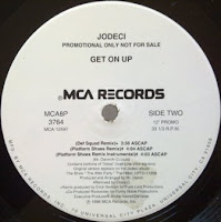 Jodeci - Get On Up (Promo Remix VLS) 1996
