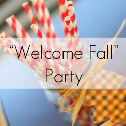 Welcoming Fall Party