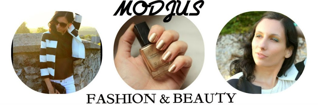 MODJUS fashion and beauty blog