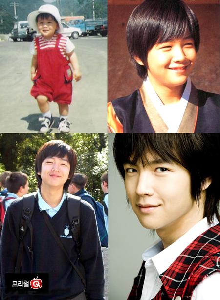 Jang_geun_seok_çocukluğu