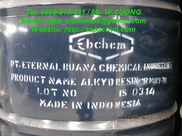 Alkyd resin 1423 -70 / short oil