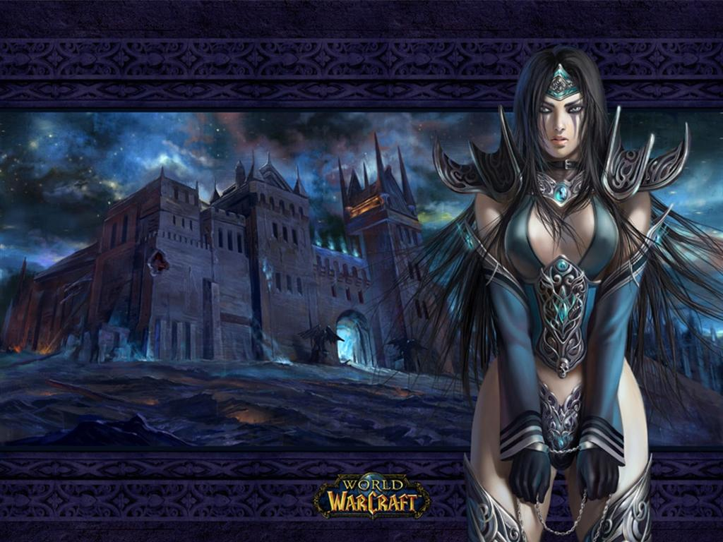 World of Warcraft HD & Widescreen Wallpaper 0.447590579901934