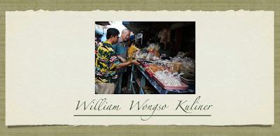 William Wongso Kuliner