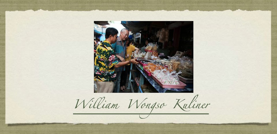 William Wongso Kuliner