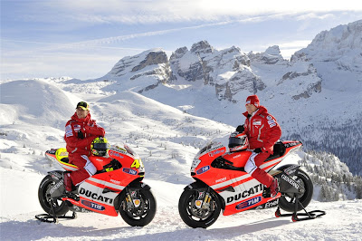 2011 Ducati Desmosedici GP11 Motorcycles