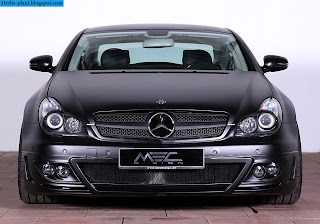 Mercedes cls 500 front view - صور مرسيدس cls 500 من الخارج