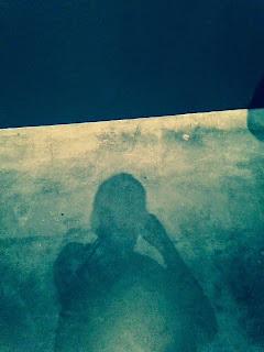 contemplating shadows