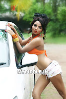 Shilpi, Shukla's, Raunchy, Look, in, Tiny, Shorts