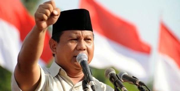 Prabowo Menang di Kota Bandung