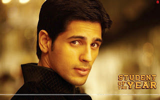 Student Of The Year HD Wallpaper Sidharth Malhotra