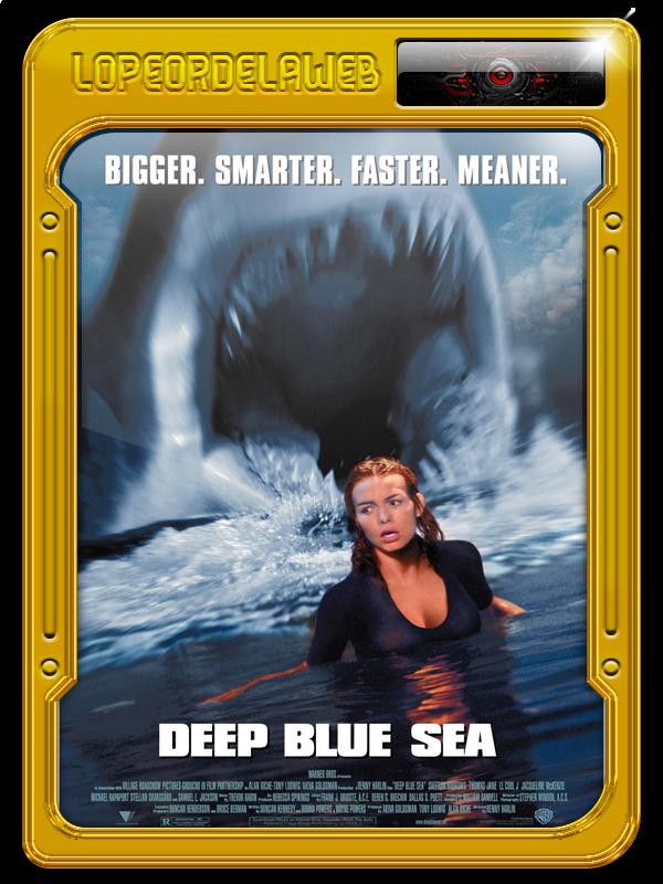 Deep Blue Sea (Alerta En Lo Profundo ) (1999) 720p-Dual-Mega