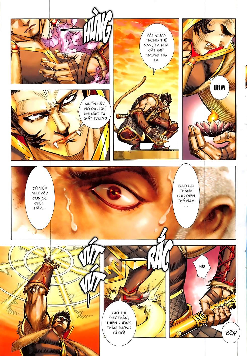 Tây Du chap 26 Trang 33 - Mangak.info