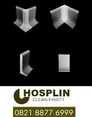 hospital plin, jual hospital plin, hospital plint, jual hospital plint, pling lengkung,