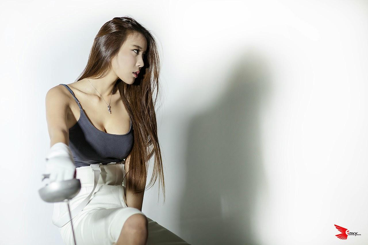 Cha Jung Ah Sexy Girl