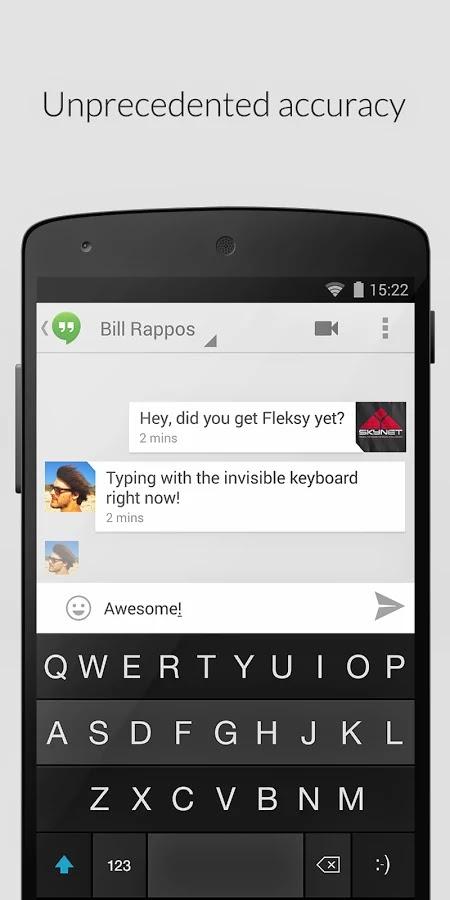 Fleksy Keyboard - Happy Typing v2.5.9