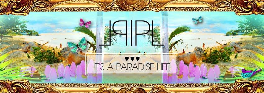 it's a paradise life blog