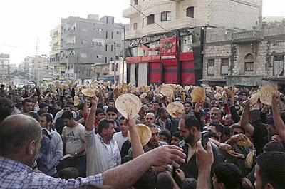 la proxima guerra siria manifestaciones banias