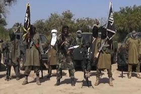 Boko Haram attack community near Chibok, steal foodstuf